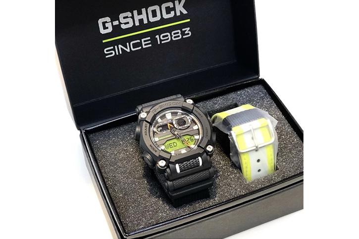 Casio  Gshock GA 900E-1A3